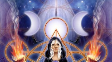 Deusa Triplice