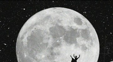 Super Lua Cheia de Maio