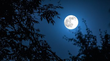Simpatia  da  Lua Cheia para amor!!!